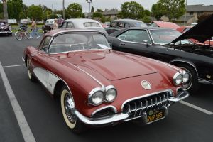 1960 Chevrolet Corvette V by Brooklyn47