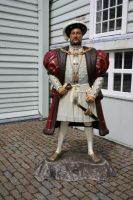 Stock - Henry VIII model by OghamMoon