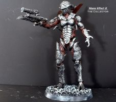 Mass Effect 2 - The Collector by SomethingGerman