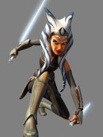 Ahsoka - Fulcrum by AhsokaTano-Skywalker