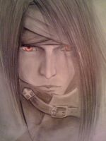 Vincent Valentine by Triaxionality