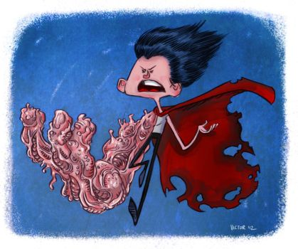 Tetsuo by JeffVictor