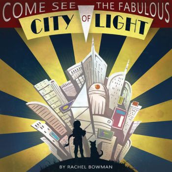 City of Light cover by Oriana132