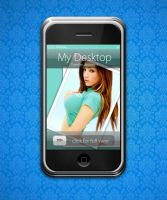 iphone by ypf