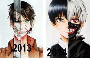 2013-2014 by Exorcist95