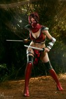 Skarlet II by Nebulaluben
