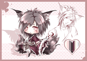 Mini Chinese Adopt 2 Auction - {CLOSED} by CuBur