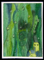 Organic (ACEO) by unSpookyLaughter
