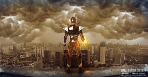 Bima Satria Garuda : I Will Protect This City by anugerah-ilahi