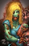 ZombieBabe B by DontBornInInk