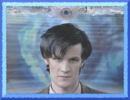 Eye See The 11th Doctor by Aswang301