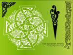 Celtic decorative Vectors by remittancegirl