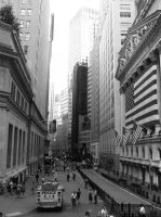 Wall street by Yinni