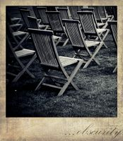chair polaroid by LucyJOrchard