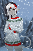The ugliest of sweaters. by Flesh-Odium