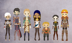 Dragon Age II by Shadow-People