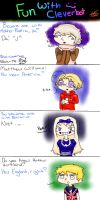 Fun With Cleverbot! by Snicket-Chan