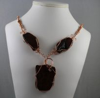 Wood Elf Necklace Second Look by skezzcrom