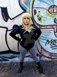 Black Canary - Young Justice by Paper-Doll89
