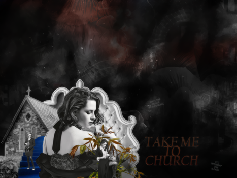 take me to church blend by ClarionsCALL by annickegr