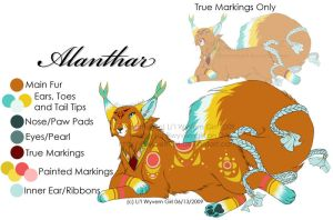Alanthar Reference Sheet by lilwyverngirl