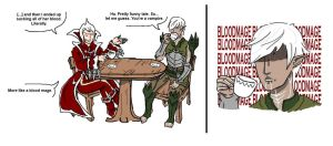 LoL meets Dragon Age by feartm