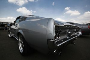 1968 Shelby Mustang Original by Bondy-1725