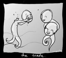 the trade. by boobookittyfuck
