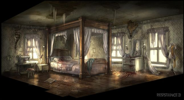 R3 Girl's Room by MeckanicalMind