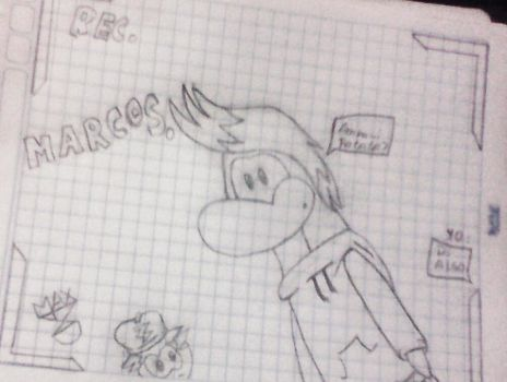 MARCOS!!!! :D by Max-Cp