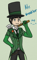 Mistah Greed-luh by terin814