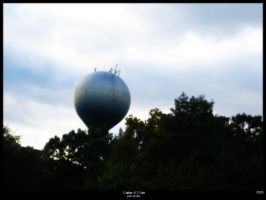 Water tOWer by Kyoushu0