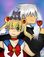 Soul Eater OTP Challenge: Day 7 Cosplay by FlashyFashionFraud