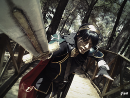 Marth - DLC  Fire Emblem Awakening - attack by Kura-Kitsune