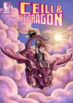 Ceili and the dragon by StevenHoward
