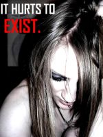 To Exist.. by Forgotten-Lost-Angel