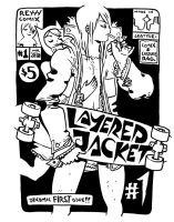 Layered Jacket COVER by reyyyyy