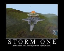 F-22L3 Motivational Poster by Boomerang503