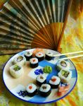 sushi by Alouette-Photos