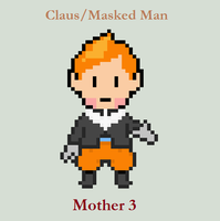 Claus/Masked Man by Lucaslover89