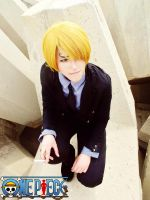 Sanji - One Piece by Moon-Pie-Panda