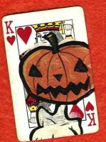 Playing Card KH by kettleart