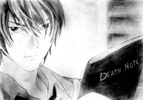 Death Note Light by Nakamura55