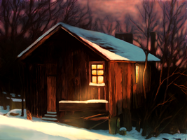 The Cabin by ghost549