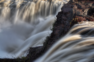 Chaudiere Falls - Quebec 02 by Pi-Unresolved