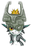 Practice: Midna by Tee-J