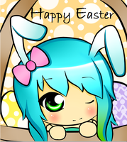Happy Easter! (old photo challenge) by mangaismything2