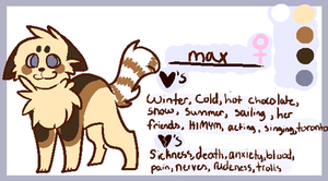 Max ref 2013 by campfyre