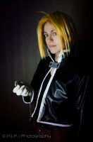 FMA - The Youngest State Alchemist in Amestris by Koholint