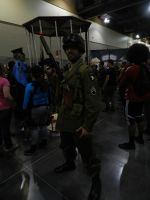 Phoenix Comicon 2014 WW2 by Demon-Lord-Cosplay